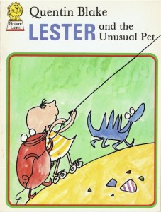 Lester and the unusual pet
