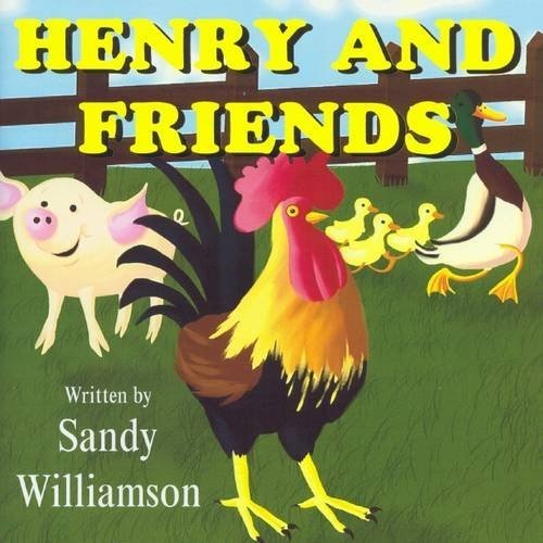 Henry and Friends Cover