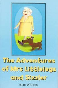 Mrs Littlegs and Sizzler cover