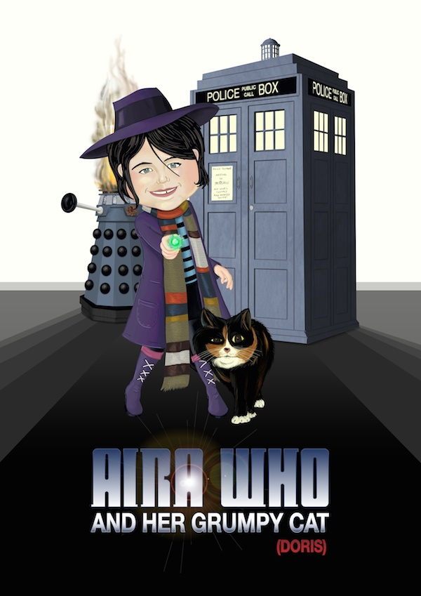 Female Doctor Who