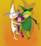 Dancing Witches