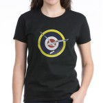 brighton_seagull_womens_dark_tshirt