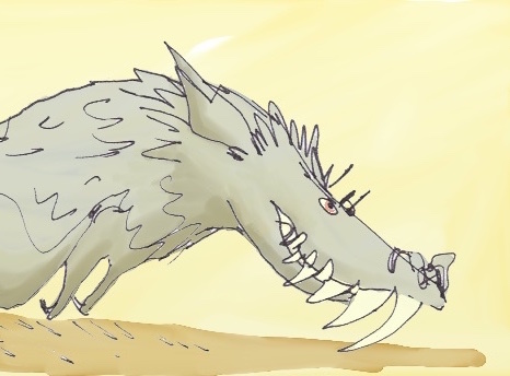 the wandering wolf Follow the creation of 'the wandering wolf' in this article by lau hey everybody, my name is lau and i am a student, currently writing my thesis, of game design & nonsense in copenhagen, denmark.