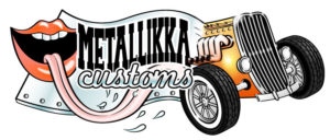 Metallikka Customs Logo